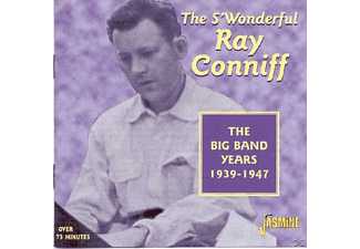 Ray Conniff - Big Band Years 1939-1947 - (CD)