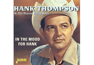Hank Thompson - In The Mood For Hank - (CD)