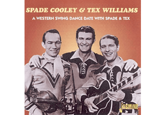 Cooley, Spade / Williams, Tex - A Western Swing Dance Party - (CD)