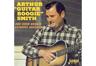 Arthur Smith - One Good Boogie Deserves Another - (CD)