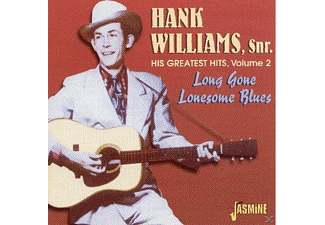 Hank Williams - Greatest Hits-Long Gone Vol. 2 - (CD)