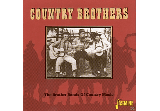 VARIOUS - Country Brothers-Brother Bands Of Country Music - (CD)