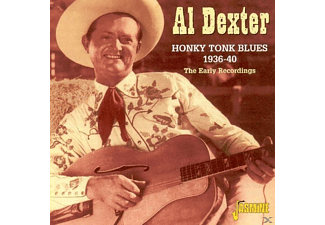 Al Dexter - Honky Tonk Blues 1936-40 - (CD)