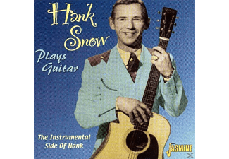 Hank Snow - The Instrumental Side  Of Hank - (CD)