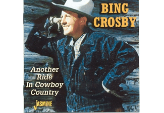 Bing Crosby - Another Ride In Cowboy Country - (CD)