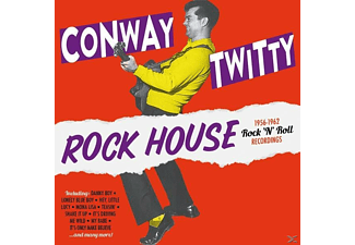 Conway Twitty - Rock House (1956-1962 Rock'n'Roll Recordings- - (CD)
