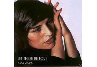 Joni James - Let There Be Love - (CD)