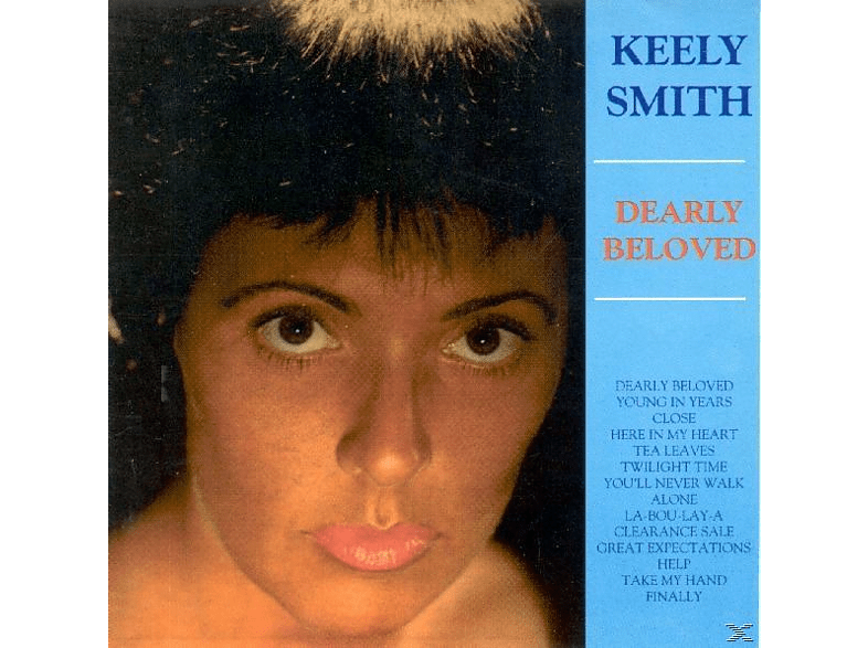 Keely Smith - Dearly Beloved [CD]