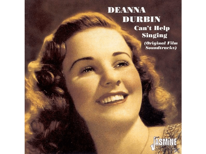 Deanna Durbin - Can't Help Singing-Original [CD]
