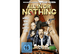 All in or Nothing - (DVD)