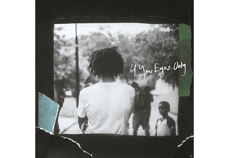 J. Cole - 4 Your Eyez Only CD