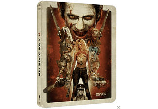 31 - A Rob Zombie Film (Limited Steelbook Edition) - (Blu-ray)