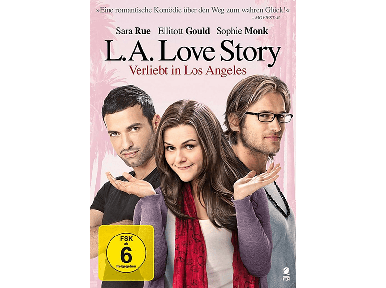 L.A. Love Story- Verliebt in Los Angeles [DVD]