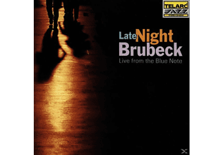 Dave Brubeck - Late Night Brubeck - (CD)