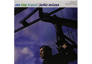 Jackie Mclean - One Step Beyond (HQ) (Vinyl LP (nagylemez))