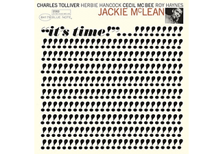Jackie Mclean - It's Time! (HQ) (Limited Edition) (Vinyl LP (nagylemez))