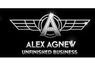 Alex Agnew - Unfinished Business CD
