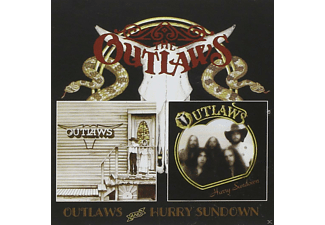 The Outlaws - Outlaws / Hurry Sundown - (CD)