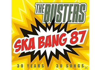 The Busters - Ska Bang 87-30 Jahre,30 Songs - (CD)
