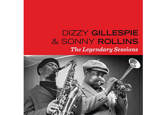 Dizzy Gillespie, Sonny Rollins - Legendary Sessions (CD)