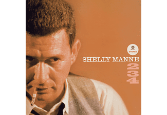 Shelly Manne - 2/3/2004 (HQ) (Vinyl LP (nagylemez))