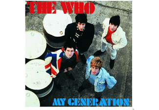 The Who - My Generation (LTD 5-CD Super Deluxe) - (CD)