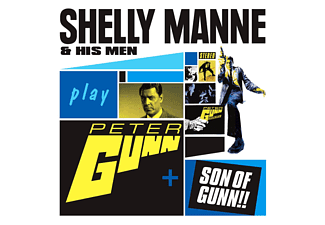 Shelly Manne - Peter Gunn/Son of Gunn (CD)
