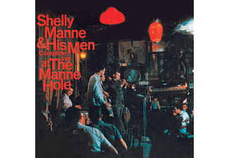 Shelly Manne - Complete Live at the Manne Hole (CD)