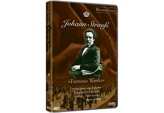 The Vienna Symphonic Orchestra - Johann Strauss: Famous Works (DVD)