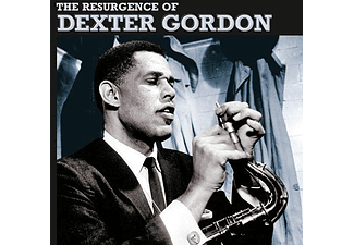 Dexter Gordon - Resurgence of Dexter Gordon (CD)