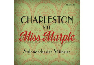 Salonorchester Münster - Charleston mit Miss Marple - (CD)
