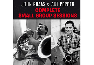 John Graas, Art Pepper - Complete Small Group Sessions (CD)