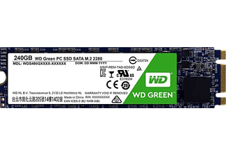 WD SSD GREEN M.2 240GB, 240 GB SSD, intern