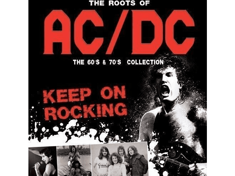Various - The Roots Of Ac/Dc - The 60s & [CD]