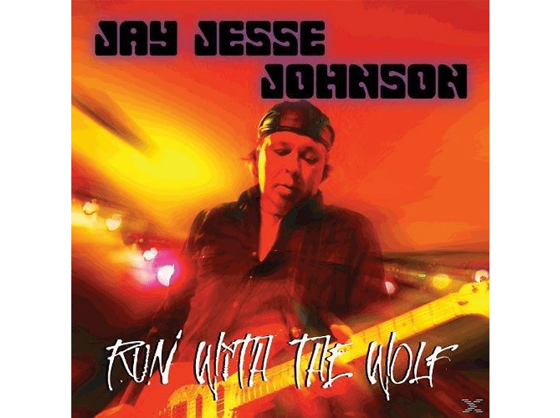 Jay Jesse Johnson - Run With The Wolf [CD]