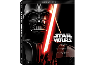 Star Wars Original Trilogie DVD