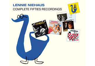 Lennie Niehaus - Complete Fifties Recordings (CD) (CD)
