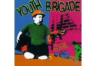 Youth Brigade - TO SELL US THE TRUTH - (CD)