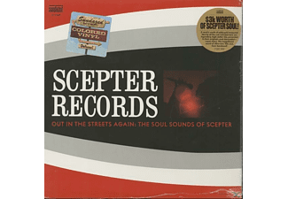 VARIOUS - Out In The Streets Again-The Soul Sounds Of Scep - (Vinyl)