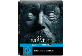 Don't Breathe (SteelBook) - (Blu-ray)
