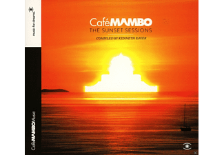 VARIOUS - Cafe Mambo The Sunset Session Vol.2 - (CD)