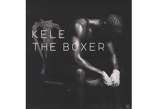 Kele - The Boxer - (Vinyl)