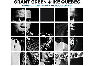 Grant Green, Ike Quebec - Complete Instrumental Sessions (CD)