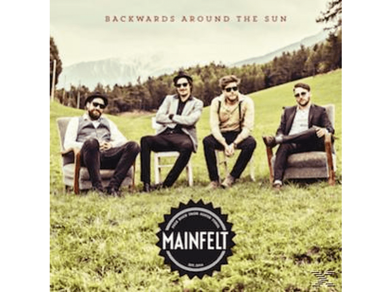 Mainfelt - Backwards Around The Sun [Vinyl]