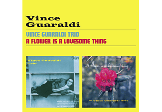 Vince Guaraldi - Vince Guaraldi Trio / A Flower is a Lovesome Thing (CD)