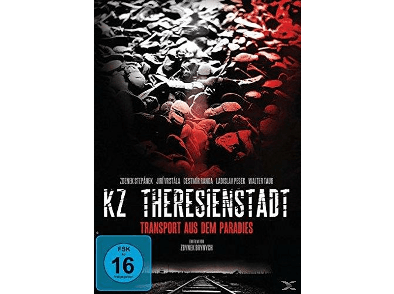 KZ Theresienstadt - Transport aus dem Paradies (Limited) [DVD]