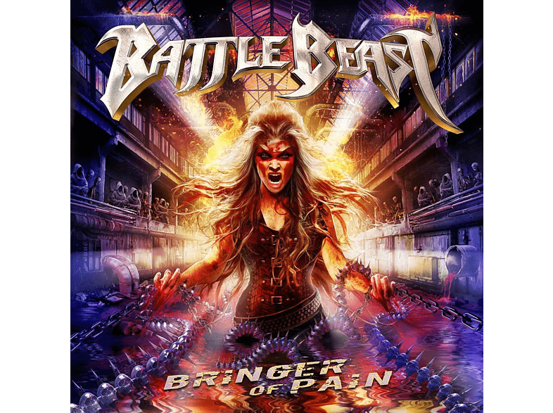 Battle Beast - Bringer Of Pain [CD]