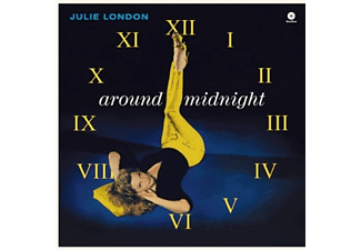 Julie London - Around Midnight (HQ) (Vinyl LP (nagylemez))