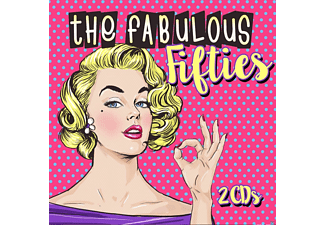 VARIOUS - The Fabulous Fifties - (CD)