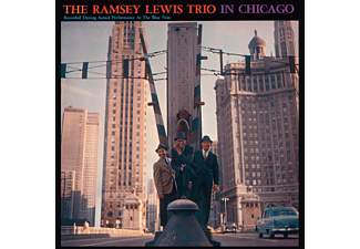 Ramsey Trio Lewis - In Chicago (CD)
